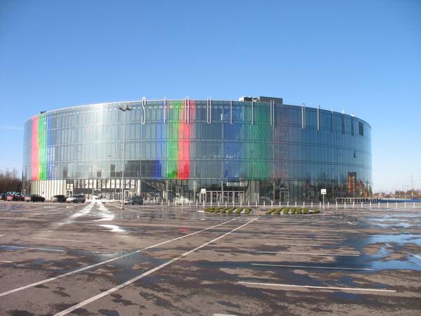 Šiaulių arena. Rekana atliko darbus kaip PST subrangovas