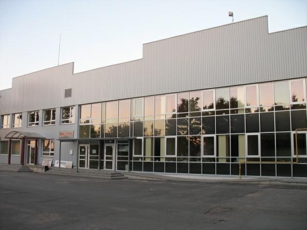 Saldos prekyba pastatas